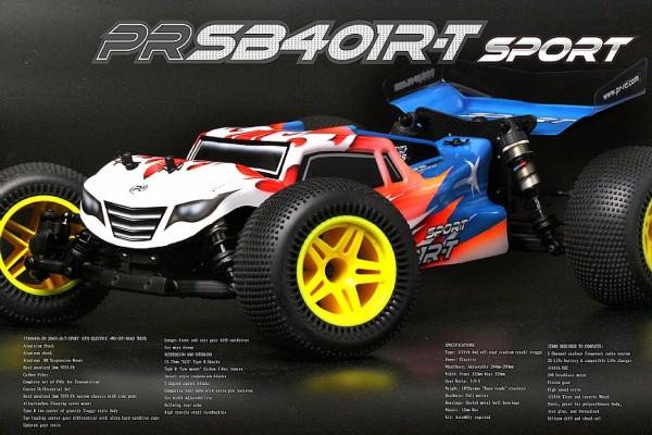 SB401R-T Sport 4WD Truggy Kit