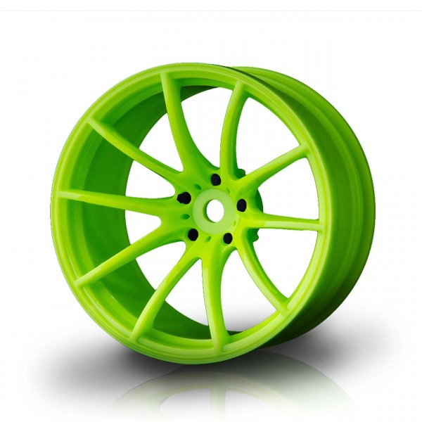 Drift Felge G25 grün (+8mm Offset) (4 Stück)