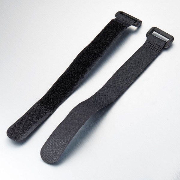 Fahrakku Kletthalteband (2 Stk)