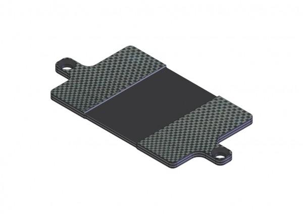 2mm Karbon Batterie Platte