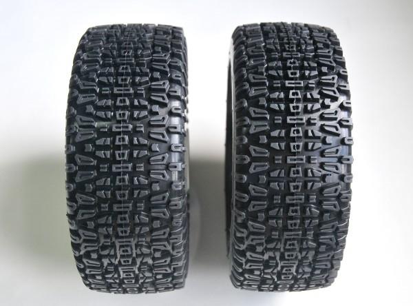 Dirt Xross Reifen Blue Soft 180mm