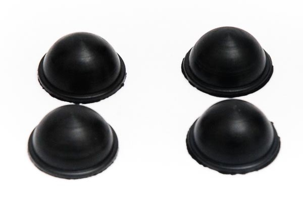 Shock Absorber Air Cell Rubber. Rally X4 4 Stk.