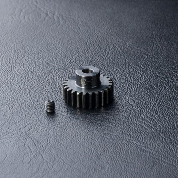 Motorritzel 24 Zähne Modul 0.6