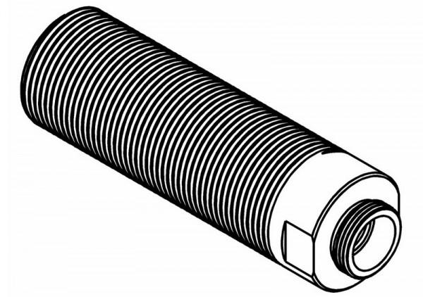 Stoßdämpfergehäuse Plastik Hinten