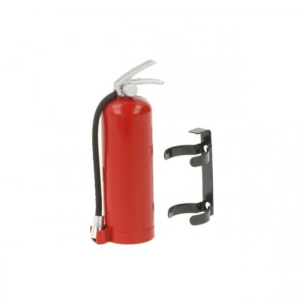 Feuerlöscher mit Halterung 40mm