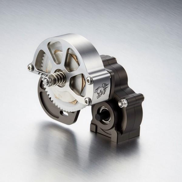 Getriebe komplett, Hauptzahnrad aus Kunststoff, Axial SCX10