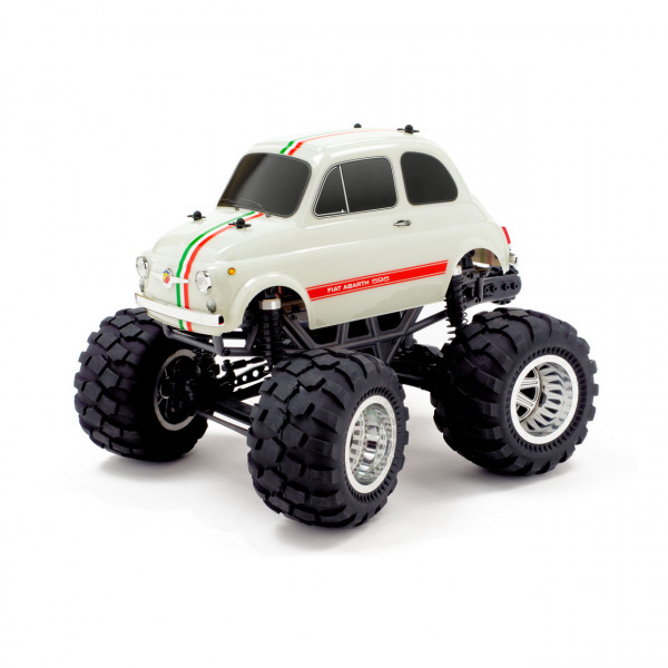 Fiat Abarth 595 Monster Truck 2WD 1/12 RTR