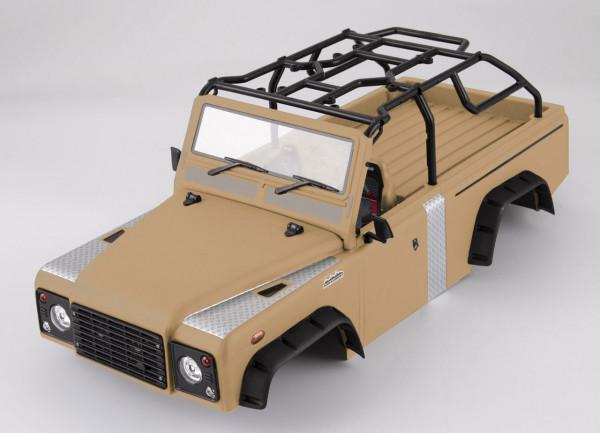 Marauder II Karosserie Military Sand für Axial SCX10, SCX10I