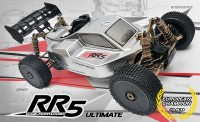 RR5 Ultimate Rolling Chassis