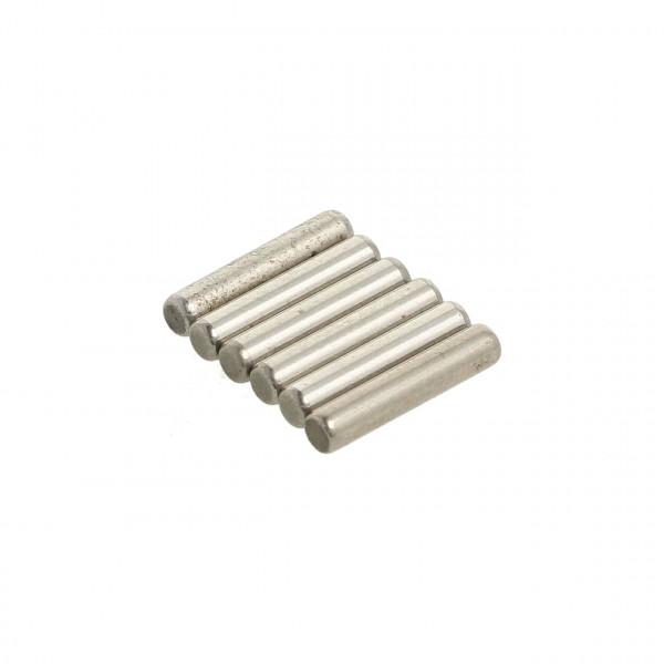 Pin 2x10mm (2pcs)