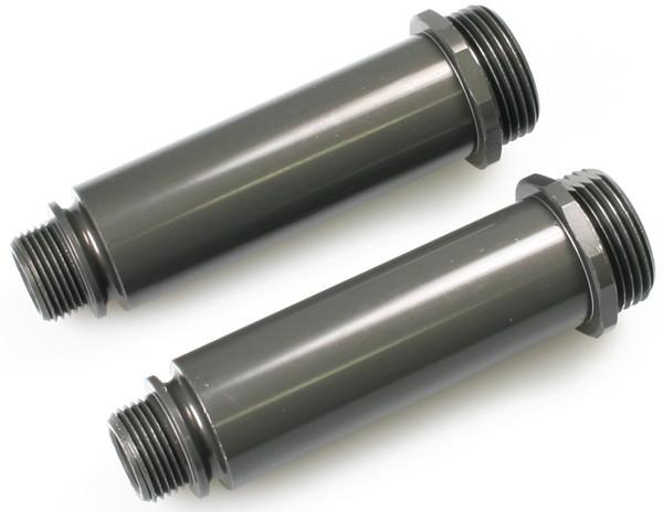 Stoßdämpfergehäuse 130mm (Hinten) Set Protos