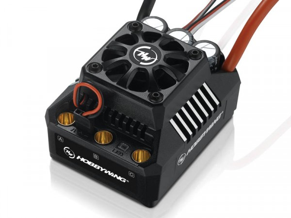 Ezrun MAX6 Regler Sensorless 160 Amp, 3-8s LiPo, BEC 6A