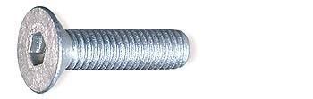 M3 Senkkopfschraube 12mm 4pc Magnesium