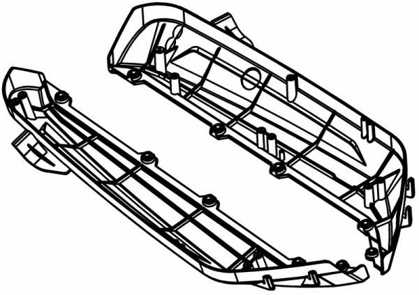 Seitenwannen Set für RR5 L/R