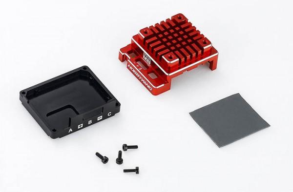 Ersatz Alugehäuse Set für X120A V3.1 Rot