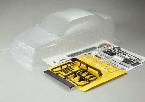 Alfa Rome 155 GTA Karosserie unlackiert 195mm Kit
