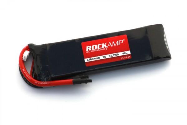 Rockamp 4400mAh 2S hi.Q 40C mit EC3