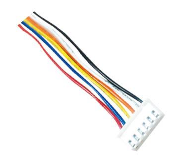 Kabel mit 6 Pin Stecker (2 Stk)