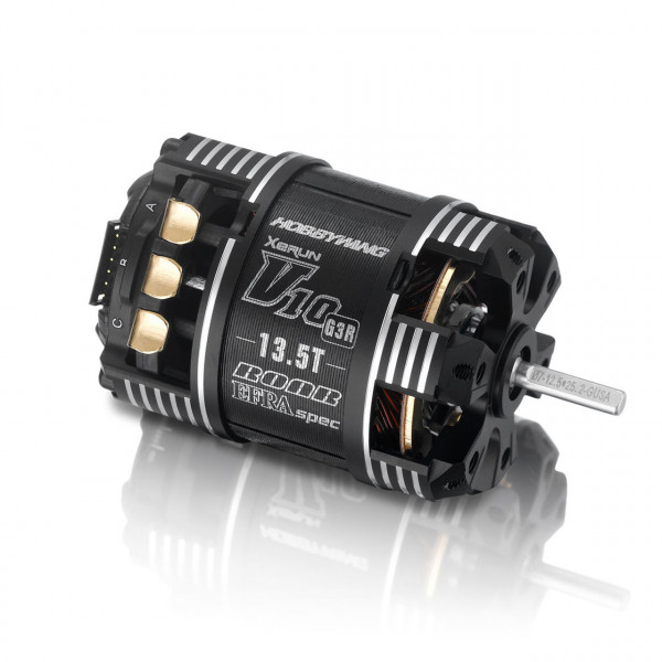 Xerun V10 Brushless Motor G3R (2-3s) 13.5T Sensored für 1:10