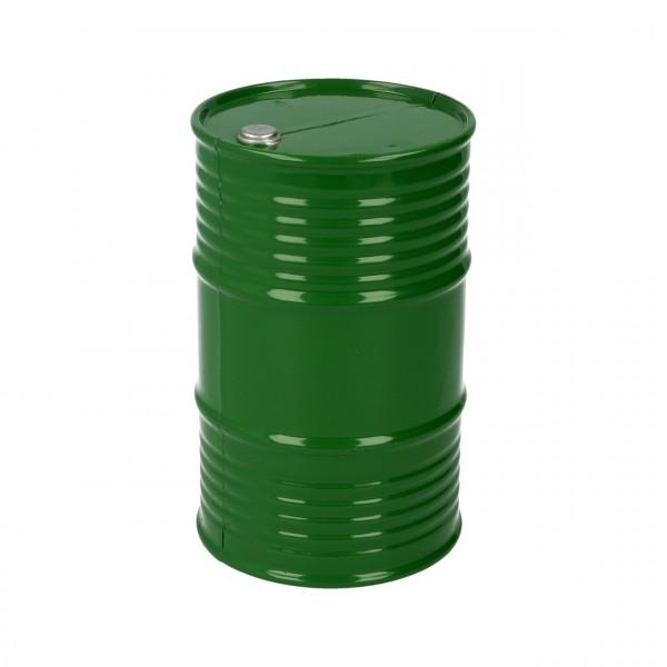 Ölfass Kunststoff Grün