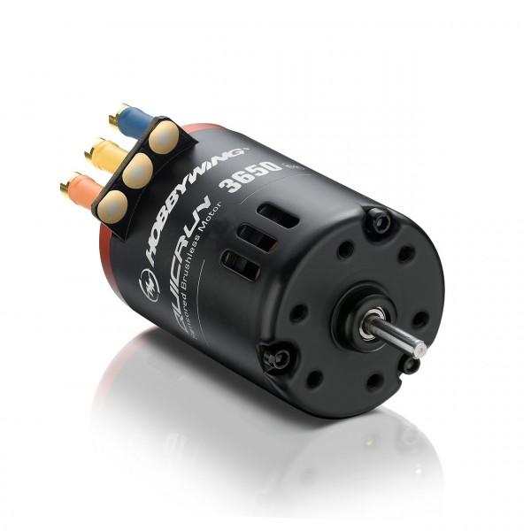 QuicRun 3650 G2 Brushless Motor Sensored 25.5T