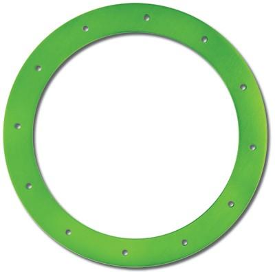 Axial Bead Lock Rings (Grün) (2Stk.)