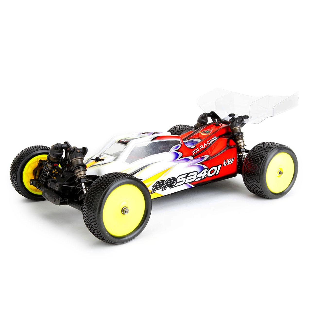 PR Racing 4WD Offroad Buggy SB401 1/10