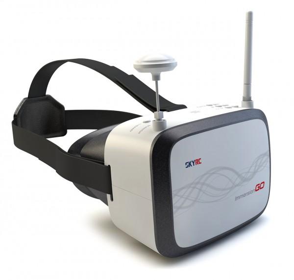 FPV Brille 5.8 GHz