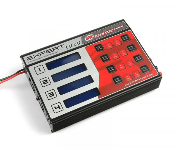 Expert LD-45 Ladegerät LiPo 1-6S 5A 4x50W