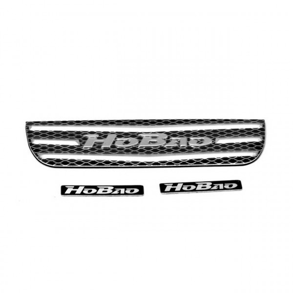Nameplate For Grille, 3 Pcs
