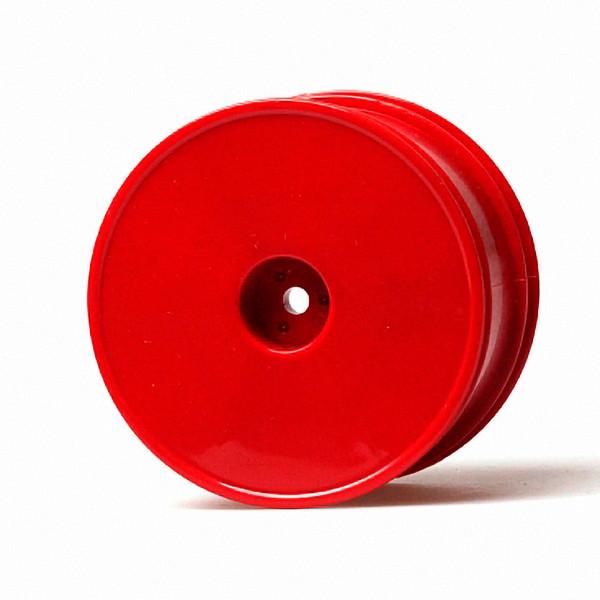 Wheel Back- Red *2pcs