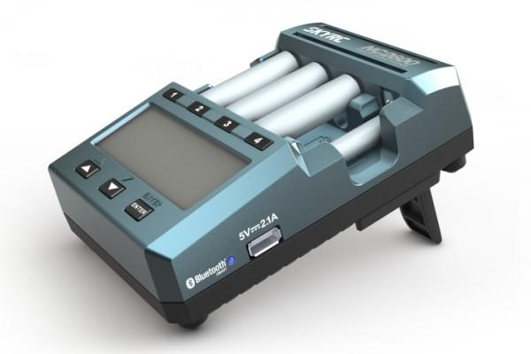 NC2600 Ladegerät Analyzer für 4xAA/AAA
