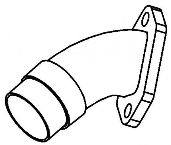 Krümmer Baracuda Pipe V4