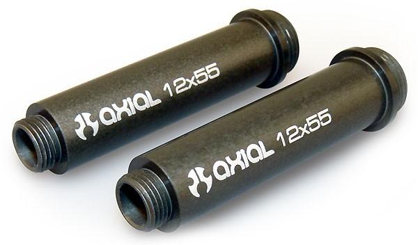 AX10 Aluminium Dämpfergehäuse 12x55 (2Stk.)