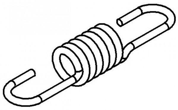 Krümerfeder Baracuda Pipe V4 (6 Stk)