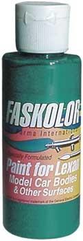 Faspearl Grün Airbrush Farbe 60ml
