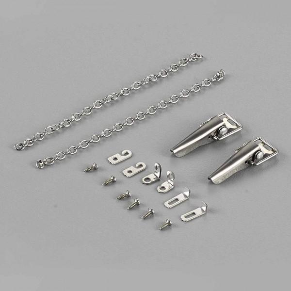 Ladefläche Verriegelung Metall