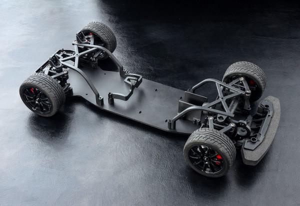 TCR-FF On Road Kit ohne Karosserie