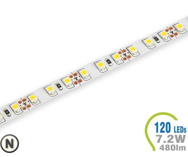 LED Stripe 120 LED/m 480 lm/m  Neutralweiß