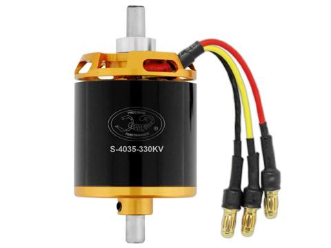 S-4035-330KV Scorpion Motor (6mm Welle)