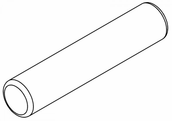 Stahlstift 5x24 mm