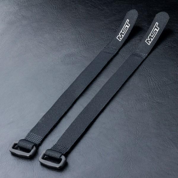 Klettband  16x210mm (2 Stück)