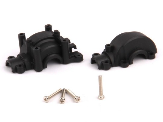 Getriebegehäuse Set vorne und hinten (Dominus SC)