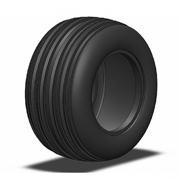 ST Front Straight Line Tire (RTR)*2pcs