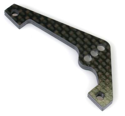 Obere Aufhängungsplatte hinten rechts 3,0mm