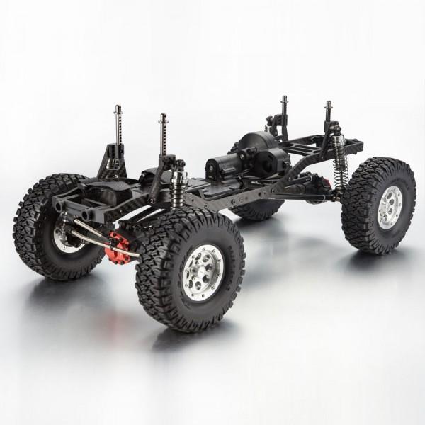 T-11 Pro Crawler Mittelmotor Radstand 314mm