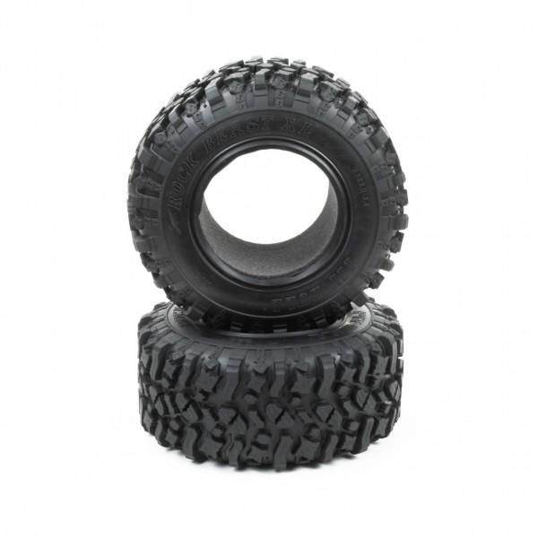 Rock Beast XL 3.8 Scale Reifen Zuper Duper Kompound mit Einl