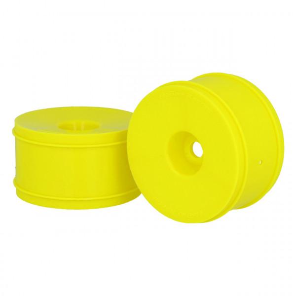 Hobao SST Felgen 1/8 (Gelb) (2 Stk.)