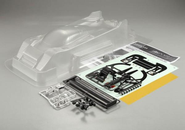 Lancia LC2 Body Karosserie 1/12 unlackiert