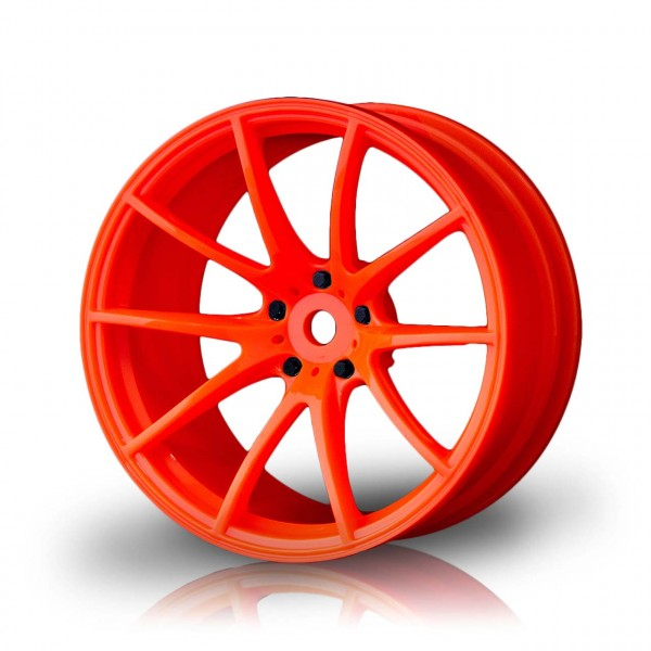 Drift Felge G25 Orange (+5mm Offset) (4 Stück)